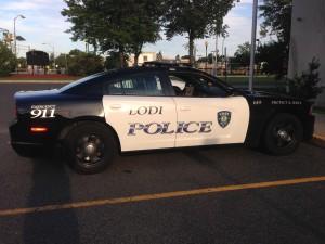 Patrol Vehicle 619
