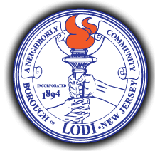 Borough of Lodi Seal