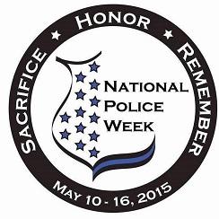 nat police week 2015