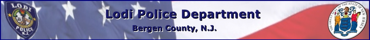 Lodi Police Department - Bergen County, N.J.